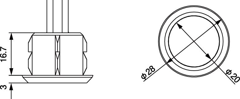 N-LED2017寸法