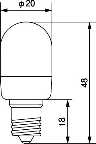 LED-1262寸法