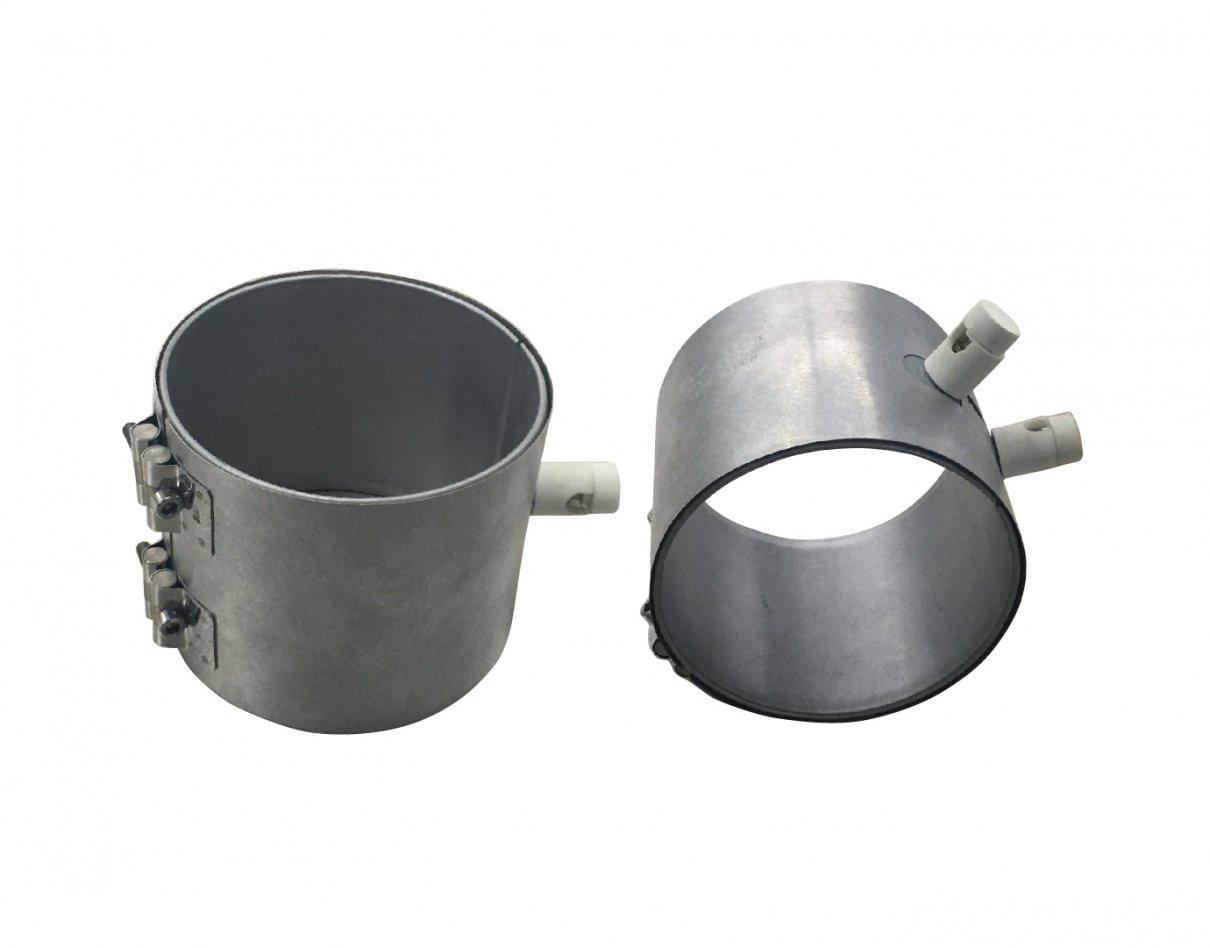 鉄アルミ合金バンドヒーター一式