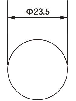 NC-1212_取付穴参考寸法