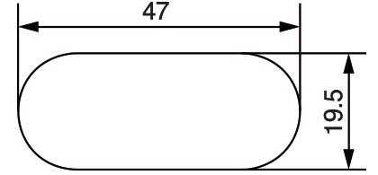 NC-1225_取付穴参考寸法