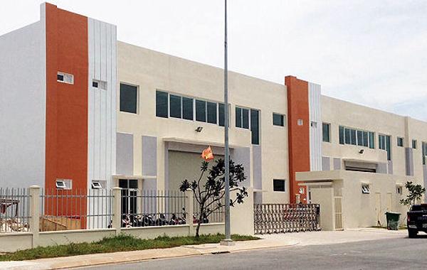 ベトナム第二工場